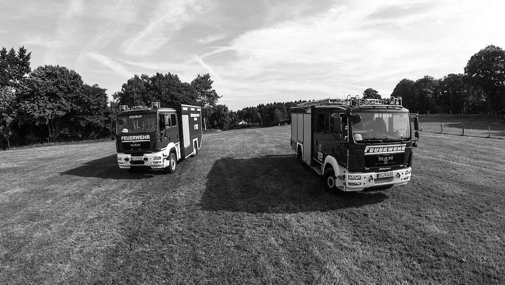 Einsatz 06/2016, Dieselgeruch auf Waldweg, Zum Struffelt