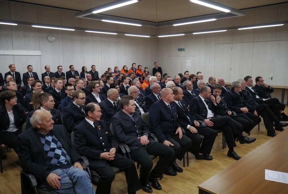 Jahreshauptversammlung der Feuerwehr Roetgen