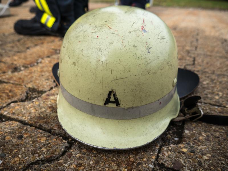 Wir trainieren für Ihre Sicherheit – Atemschutztag bei der LG Rott