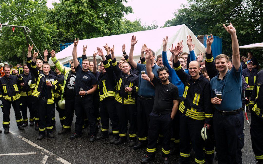 Leistungsnachweis der Feuerwehren 2016
