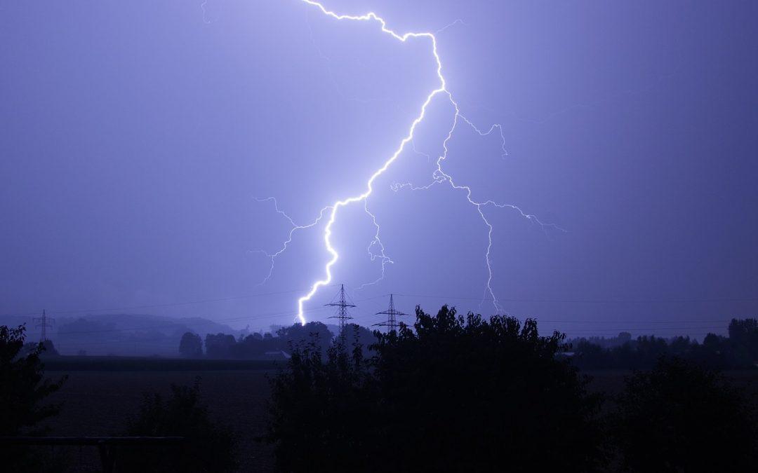 Ihre Feuerwehr informiert – Starkregen und Gewitter