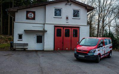 Neues Mannschaftstransportfahrzeug bei der LG Rott!