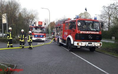 Einsatz 05/2017, Feuer, BMA, Bundesstraße