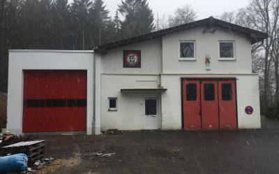 Umbau des Feuerwehrgerätehauses Rott
